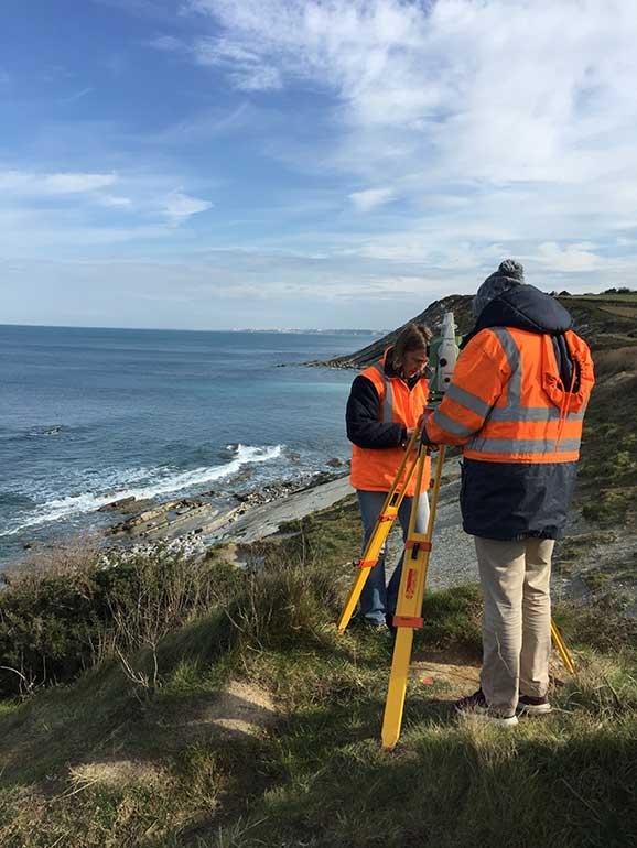 Bigourdan, géomètre expert VRD, Pays basque & Landes, ocean