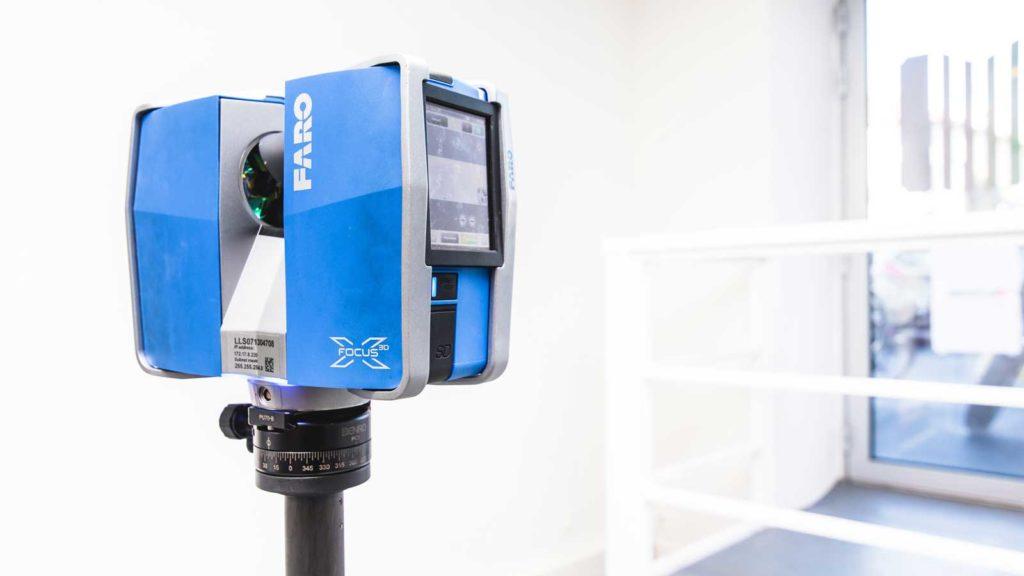 Bigourdan, géomètre expert VRD, Pays basque & Landes, relevé scanner 3D